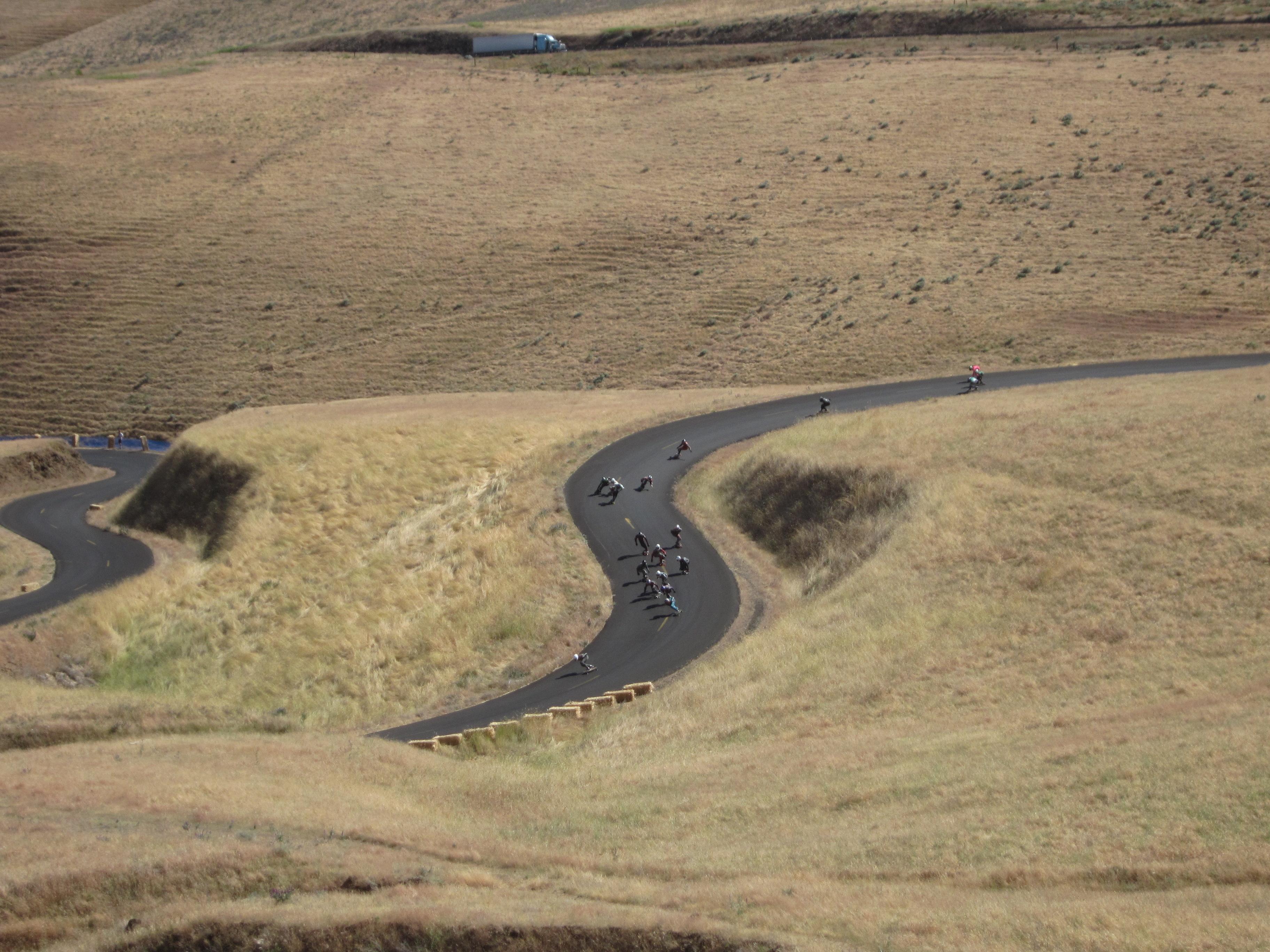 Maryhill Loops Road