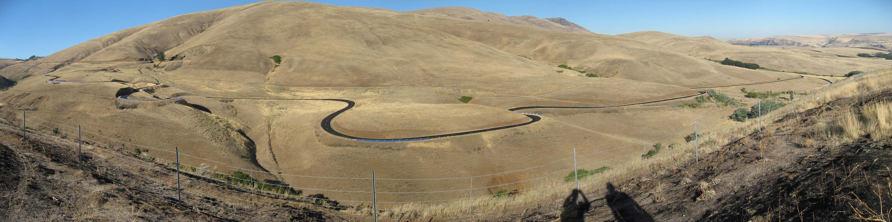 Maryhill Loops Road